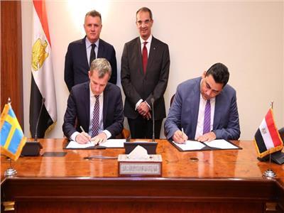 خلال توقيع الاتفاقية
