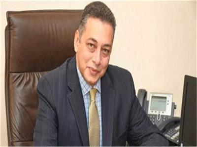 السفير أشرف إبراهيم سفير مصر في المغرب