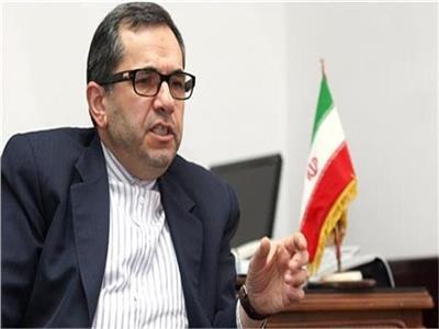 سفير إيران بالأمم المتحدة مجيد تخت روانجي