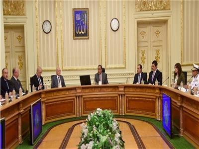 الاجتماع الأسبوعي لمجلس الوزراء