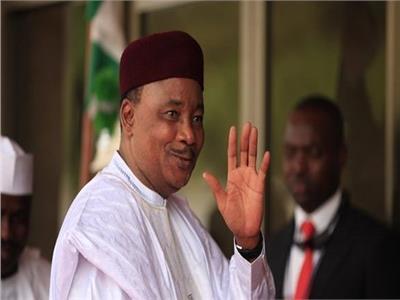 محمد ايسوفو رئيس النيجر