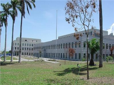 مقر السفارة الأمريكية «الحقيقي» في غانا