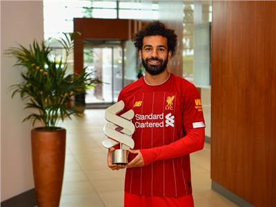 محمد صلاح وجائزة لاعب الشهر في ليفربول