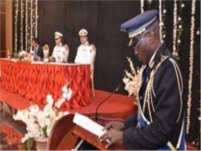 تخريج دورتين تدريبيتين من الكوادر الأمنية الأفريقية بأكاديمية الشرطة