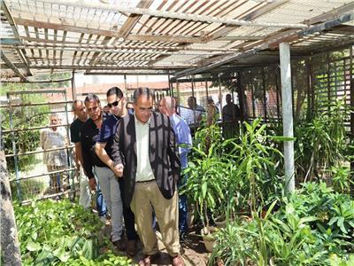 نائب رئيس جامعة عين شمس