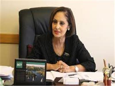 السفيرة نائلة جبر رئيسة اللجنة الوطنية التنسيقية لمكافحة ومنع الهجرة