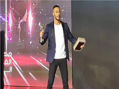 محمد رمضان أفضل ممثل عن «زلزال».. فماذا قال؟