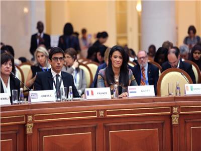«المشاط » تشارك في أعمال الجلسة 111 للمجلس التنفيذي لمنظمة السياحة العالمية