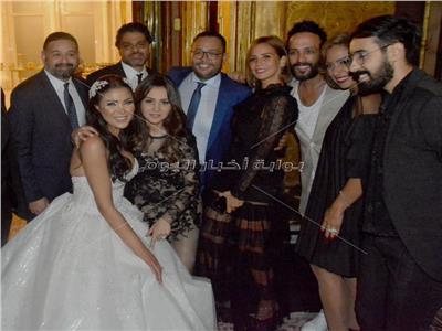 زفاف علياء الحسيني