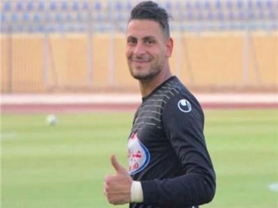 أحمد مسعود حارس مرمى المصري البورسعيدي