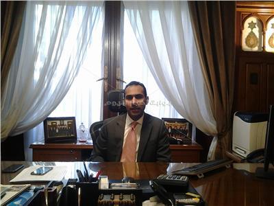 عاكف مغربي نائب رئيس بنك مصر