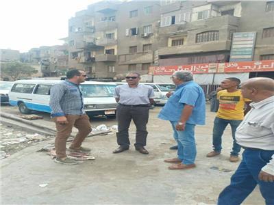 رئيس حي شرق مدينة نصر يشدد على ألتزم بأجرة تعريفة سيارات الأجرة