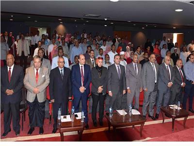 افتتاح مؤتمر «الاستثمار وآفاق التنمية المستدامة» بالأقصر