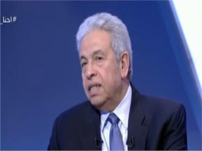 الكاتب والمحلل السياسي عبدالمنعم سعيد