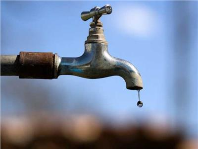 قطع المياه عن عدة مناطق بالقاهرة