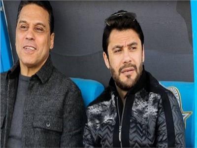 أحمد حسن وحسام البدري