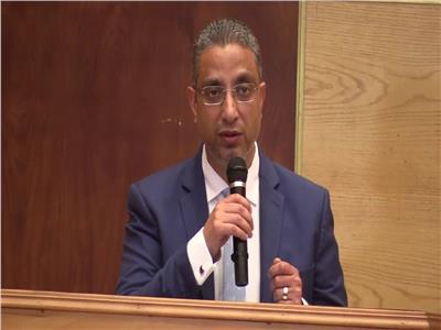 أحمد الأنصاري محافظ سوهاج