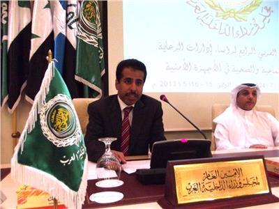 محمد بن علي كومان الأمين العام لمجلس وزراء الداخلية العرب