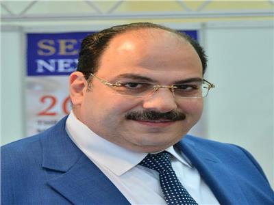 الدكتور عادل فهمي، العضو المنتدب لشركة جرين لاند المنظمة للمعرض