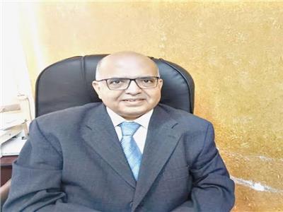 رئيس جمعية مكافحة التدخين والدرن وأمراض الصدر د.عصام المغازي