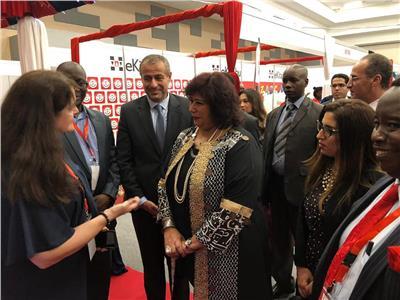 مصر تخطف الانظار في مشاركتها الاولي بمعرض نيروبي الدولي للكتاب
