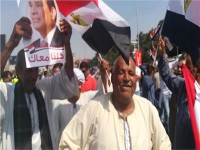 محافظات مصر قالــــــت: نعم للاستقرار