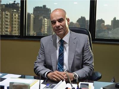 د.تامر جمعة نائب رئيس البنك الزراعي المصري