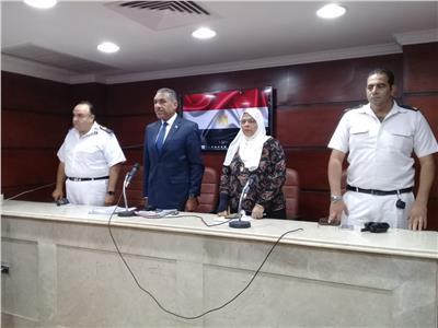 اجتماع المجلس التنفيذي للحي شرق مدينة نصر