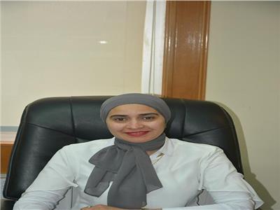 رحاب عزمي – رئيس قطاع التجزئة المصرفية بالمصرف المتحد