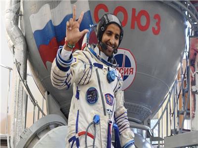 رائد الفضاء الإماراتي هزاع المنصوري
