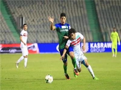 بث مباشر مباراة الزمالك ومصر المقاصة اليوم في الدوري