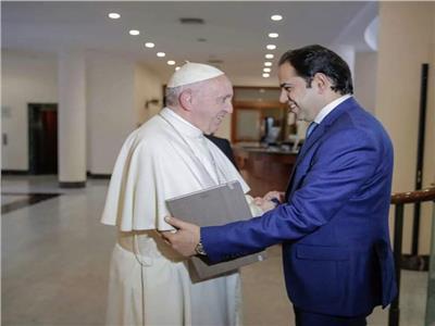 بابا الفاتيكان والمستشار السابق لشيخ الأزهر