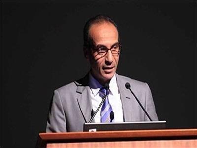 رئيس الهيئة العامة للكتاب هيثم الحاج علي
