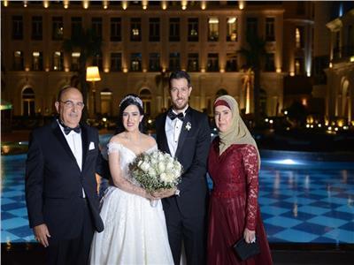 زفاف روان وإمام
