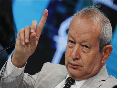 رجل الأعمال نجيب ساويرس