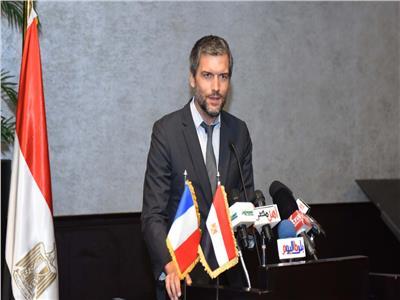 ماثيو فاسيير مدير المكتب الإقليمي للوكالة الفرنسية للتنمية