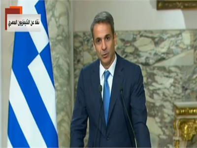 رئيس وزراء اليونان، كرياكوس ميتسوتاكيس