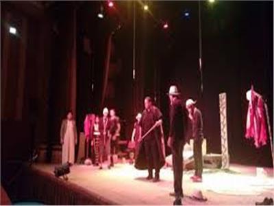 مهرجان الصعيد المسرحي