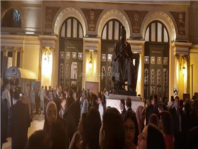 تجهيزات مهرجان الإسكندرية السينمائي