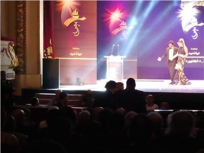 فعاليات انطلاق مهرجان الإسكندرية السينمائي