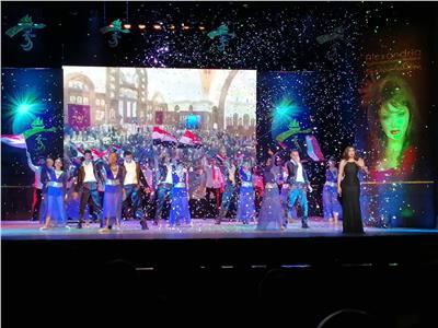 افتتاح مهرجان الإسكندرية