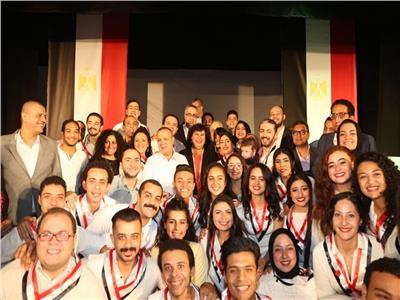 وزير الثقافة تشهد يوم النصر بالإسكندرية ودقيقة حداد لروح طلعت زكريا