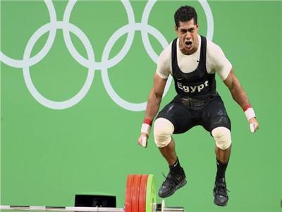 محمد إيهاب، بطل مصر في رفع الأثقال