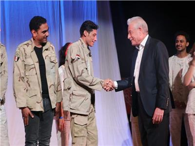 اللواء خالد فودة محافظ جنوب سيناء
