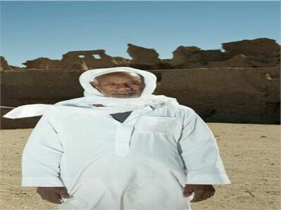 عم حمزة أشهر عامل بناء بالكرشيف السيوي