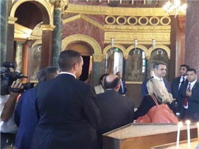 كنيسة مارجرجس بمجمع الأديان