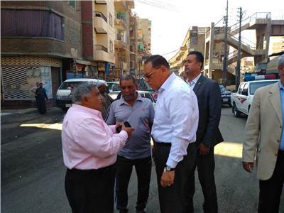 محافظ الشرقية : يؤكد علي أهمية التواصل مع المواطنين لحل مشاكلهم