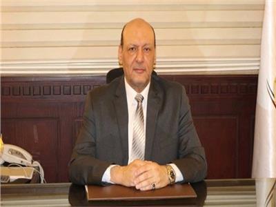 """رئيس حزب """"المصريين"""""""