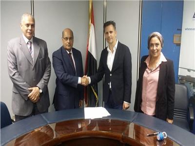 مصر للطيران تتعاقد مع شركة طيران سويسرية لتقديم الخدمات الأرضية بمطاري شرم الشيخ والغردقة