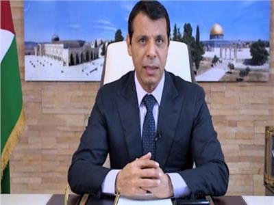 القيادي في حركة فتح  محمد دحلان